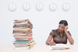 Organização do tempo nas empresas