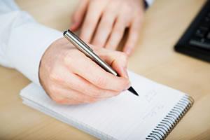 Organizando-se com uma lista de tarefas