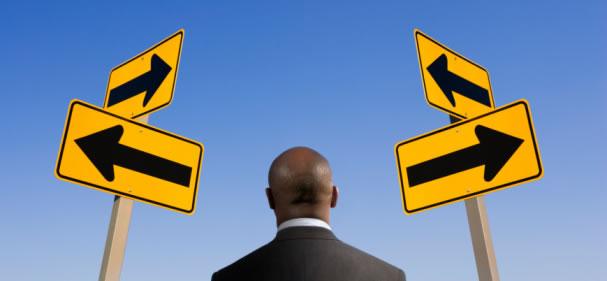 Coragem para tomar decisões acertadas