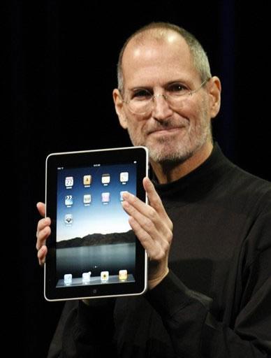Liderança com Steve Jobs