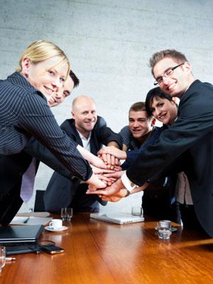 Como trabalhar em equipe