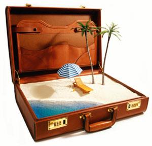 Como aproveitar bem as férias e feriados
