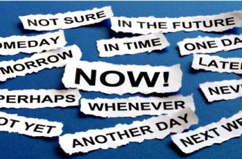 Procrastinação, 3 Argumentos Científicos que a Justificam!