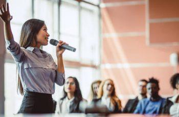 Confira 5 técnicas de oratória para uma boa apresentação