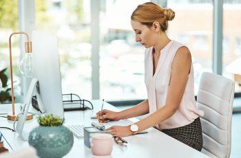 Por que a organização no trabalho é tão importante para a carreira?