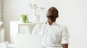 como manter a calma em momentos de tensão