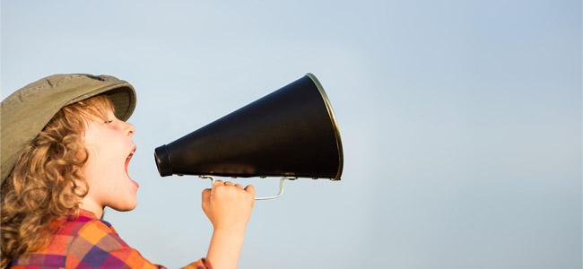 Crianças devem fazer um curso de oratória?