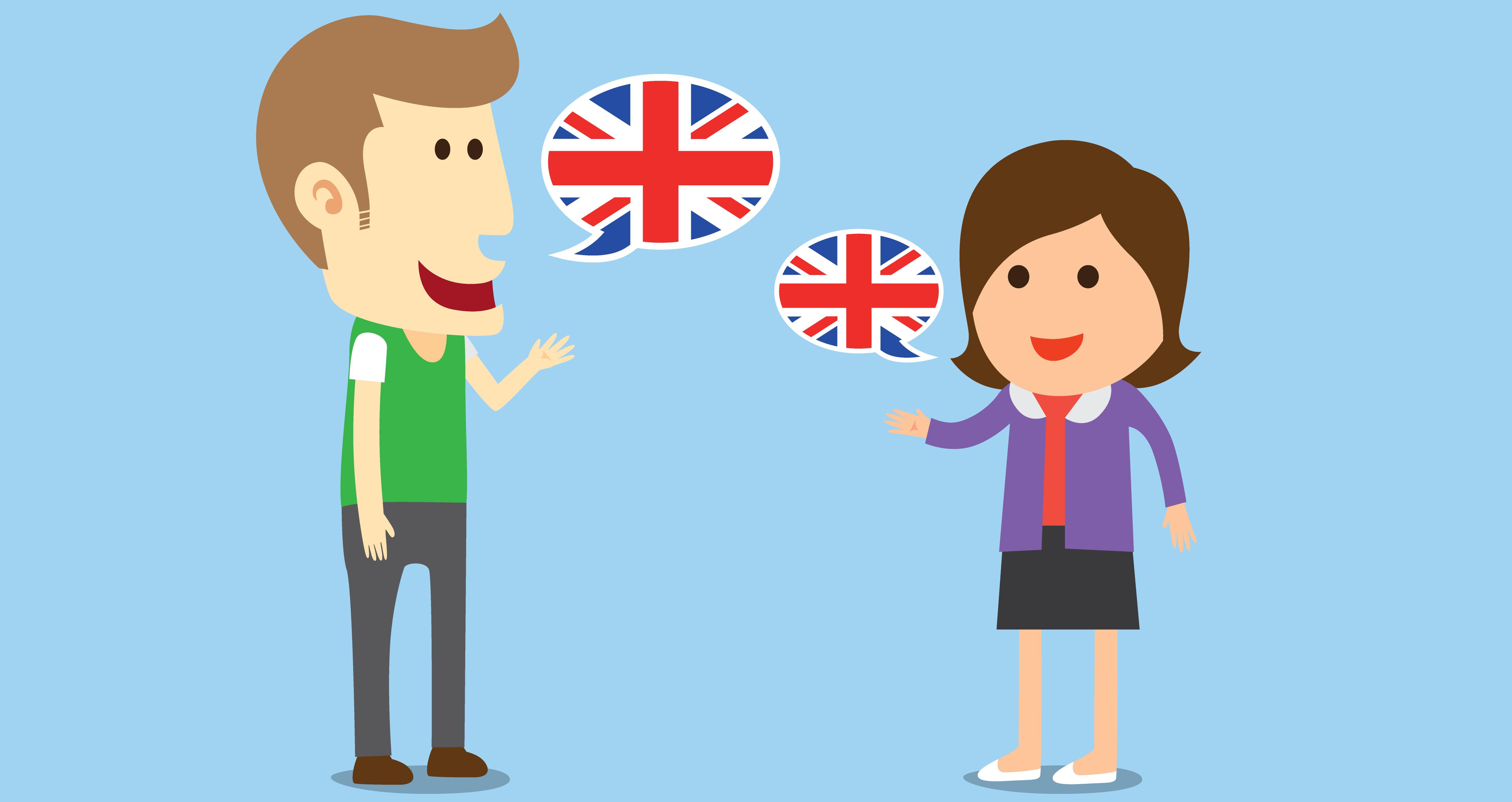 fluência em inglês