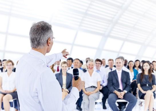 melhorar a sua oratória