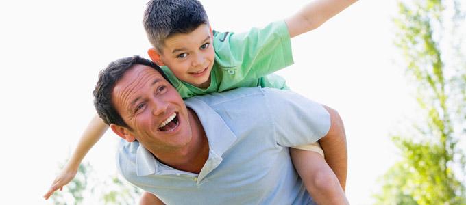 Como os pais podem aproveitar melhor o tempo com os seus filhos