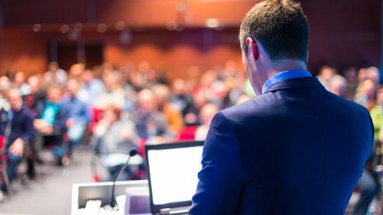 planejar uma palestra eficiente