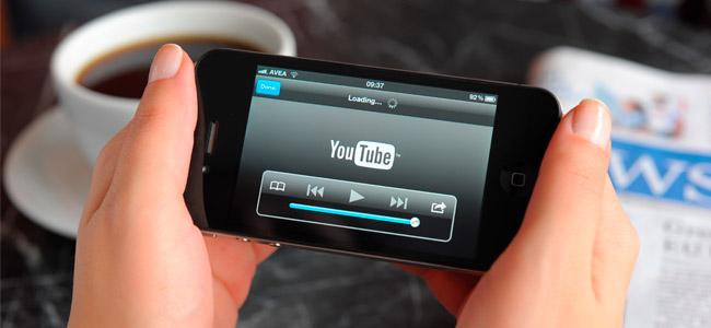 Vídeos na Internet